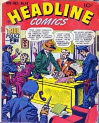 Headline Comics : Issue 44 Volume Issue 44 by Prize Comics Group