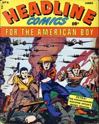 Headline Comics : Issue 4 Volume Issue 4 by Prize Comics Group
