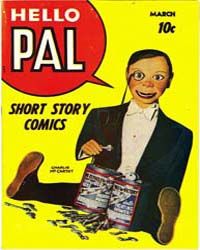 Hello Pal Comics : Issue 2 Volume Issue 2 by Harvey Comics