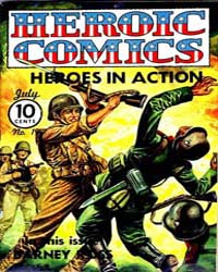Heroic Comics : Issue 19 Volume Issue 19 by Eastern Color Printing Company