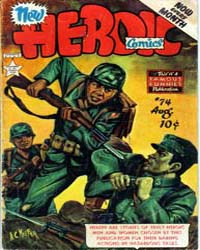 Heroic Comics : Issue 74 Volume Issue 74 by Eastern Color Printing Company