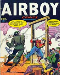 Airboy Comics : Vol. 4, Issue 11 Volume Vol. 4, Issue 11 by Biro, Charles