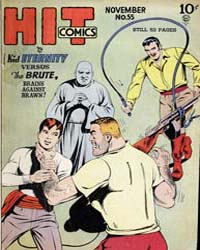 Hit Comics : Issue 55 Volume Issue 55 by Quality Comics