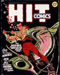 Hit Comics : Issue 5 Volume Issue 5 by Quality Comics