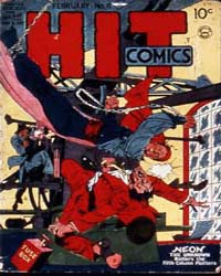 Hit Comics : Issue 8 Volume Issue 8 by Quality Comics