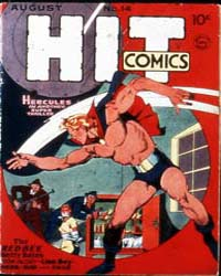 Hit Comics : Issue 14 Volume Issue 14 by Quality Comics