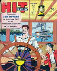 Hit Comics : Issue 61 Volume Issue 61 by Quality Comics