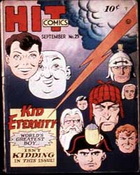 Hit Comics : Issue 29 Volume Issue 29 by Quality Comics