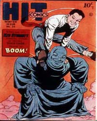 Hit Comics : Issue 34 Volume Issue 34 by Quality Comics
