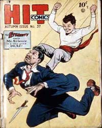 Hit Comics : Issue 37 Volume Issue 37 by Quality Comics