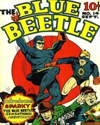 The Blue Beetle: Issue 14 Volume Issue 14 by Nicholas, Charles