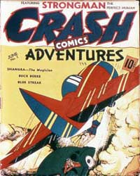 Crash Comics : Issue 2 Volume Issue 2 by Holyoke Publishing