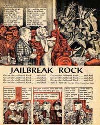 Humbug : Jailbreak Rock : Issue 8 Volume Issue 8 by Elder, Will