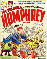 Humphrey Comics : Vol. 1, Issue 5 Volume Vol. 1, Issue 5 by Harvey Comics