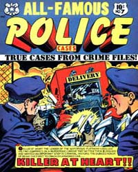 All-Famous Police Cases : Issue 7 Volume Issue 7 by Star Publications