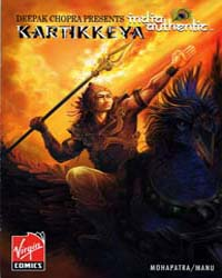 India Authentic : Kartikkeya : Issue 9 Volume Issue 9 by Virgin Comics