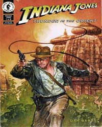 Indiana Jones : Thunder in the Orient Pa... Volume Issue 1 by Dark Horse Comics