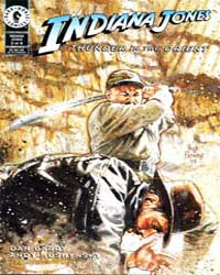 Indiana Jones : Thunder in the Orient Pa... Volume Issue 3 by Dark Horse Comics