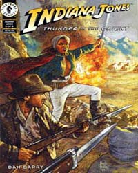 Indiana Jones : Thunder in the Orient Pa... Volume Issue 5 by Dark Horse Comics