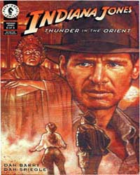 Indiana Jones : Thunder in the Orient Pa... Volume Issue 6 by Dark Horse Comics