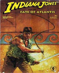 Indiana Jones : The Fate of Atlantis Par... Volume Issue 1 by Dark Horse Comics
