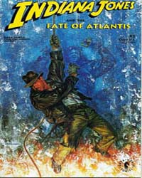 Indiana Jones : The Fate of Atlantis Par... Volume Issue 2 by Dark Horse Comics