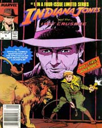 Indiana Jones : The Last Crusade Part I ... Volume Issue 1 by Marvel Comics