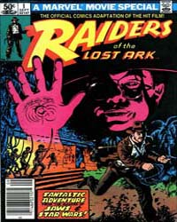 Indiana Jones : Raiders of the Lost Ark ... Volume Issue 1 by Marvel Comics