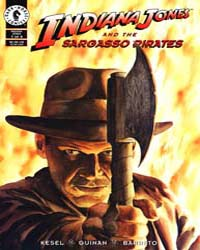Indiana Jones : The Sargasso Pirates Par... Volume Issue 1 by Dark Horse Comics