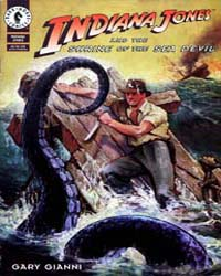 Indiana Jones : The Shrine of the Sea De... by Dark Horse Comics