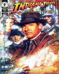 Indiana Jones : The Spear of Destiny Par... Volume Issue 1 by Dark Horse Comics