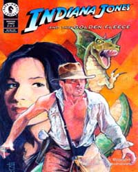 Indiana Jones : The Golden Fleece Part I... Volume Issue 2 by Dark Horse Comics