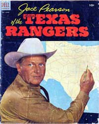 Jace Pearson of the Texas Rangers : Issu... Volume Issue 5 by Dell Comics
