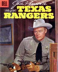 Jace Pearson of the Texas Rangers : Issu... Volume Issue 11 by Dell Comics
