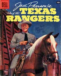 Jace Pearson of the Texas Rangers : Issu... Volume Issue 16 by Dell Comics