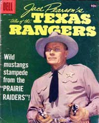 Jace Pearson of the Texas Rangers : Issu... Volume Issue 17 by Dell Comics