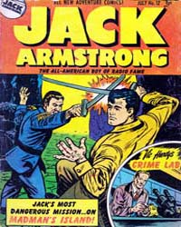 Jack Armstrong : Issue 12 Volume Issue 12 by Parents Magazine Institute