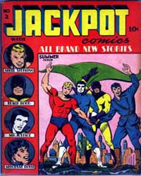 Jackpot Comics : Issue 2 Volume Issue 2 by Mlj/Archie Comics