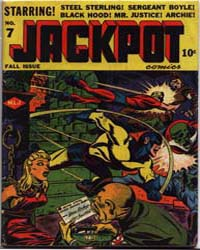 Jackpot Comics : Issue 7 Volume Issue 7 by Mlj/Archie Comics
