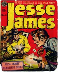 Jesse James : Issue 4 Volume Issue 4 by Avon Comics