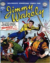 Jimmy Wakely : Issue 17 Volume Issue 17 by Dc Comics
