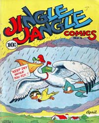 Jingle Jangle Comics : Issue 14 Volume Issue 14 by Eastern Color Printing Company