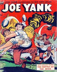 Joe Yank : Issue 12 Volume Issue 12 by Standard Comics
