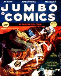 Jumbo Comics : Issue 13 Volume Issue 13 by Fiction House