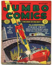 Jumbo Comics : Issue 16 Volume Issue 16 by Fiction House