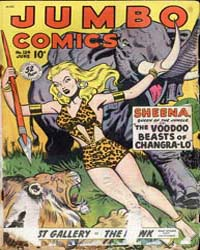 Jumbo Comics : Issue 124 Volume Issue 124 by Fiction House