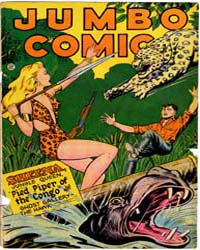 Jumbo Comics : Issue 92 Volume Issue 92 by Fiction House