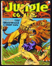Jungle Comics : Issue 72 Volume Issue 72 by Fiction House