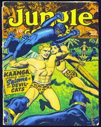 Jungle Comics : Issue 80 Volume Issue 80 by Fiction House