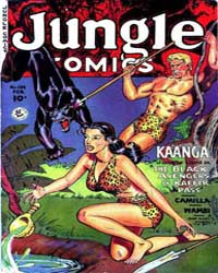 Jungle Comics : Issue 134 Volume Issue 134 by Fiction House